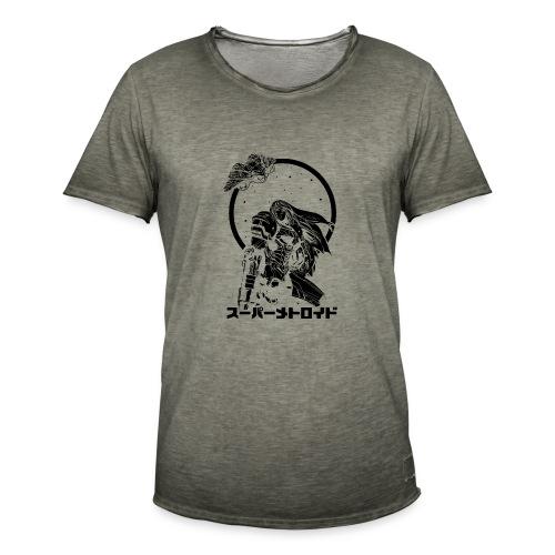 Interstellar Bounty Hunter - Miesten vintage t-paita