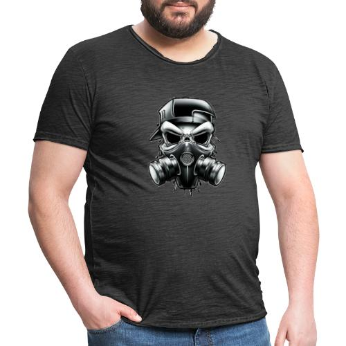 mask - Camiseta vintage hombre