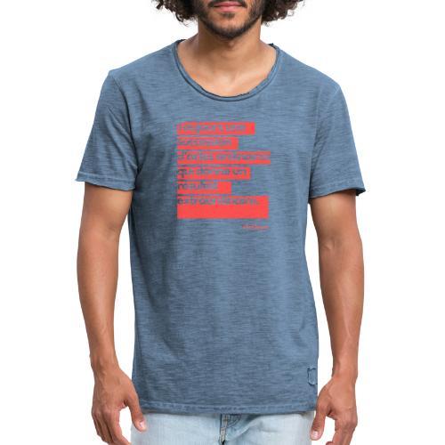 L'extraordinaire par La Claque. - T-shirt vintage Homme