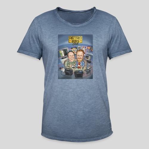 The Retro Games Club - Men's Vintage T-Shirt