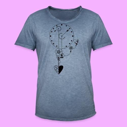 L'amour - T-shirt vintage Homme