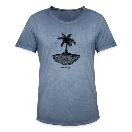 ISLAND LIFE // MNEMOSIS - Men's Vintage T-Shirt