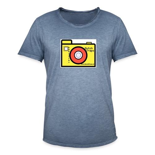 T-shirt DutchTraps - Mannen Vintage T-shirt