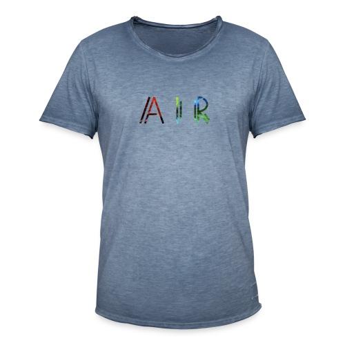 Air classic - intense dimension - T-shirt vintage Homme