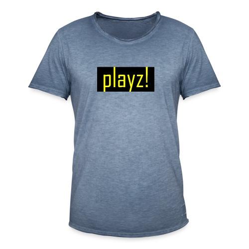 test image - Men's Vintage T-Shirt