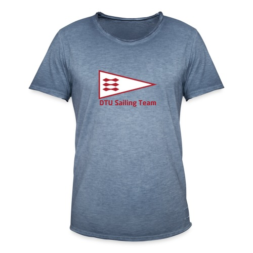 DTU Sailing Team Official Workout Weare - Men's Vintage T-Shirt