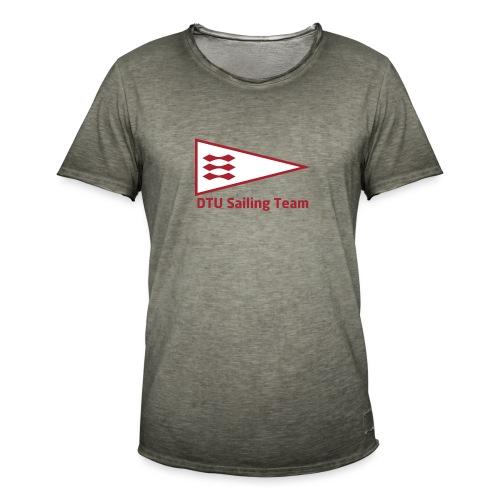 DTU Sailing Team Official Workout Weare - Men's Vintage T-Shirt