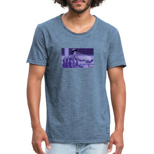 Jughpop - T-shirt vintage Homme