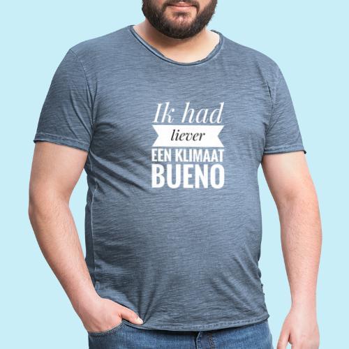Mars climatique - T-shirt vintage Homme