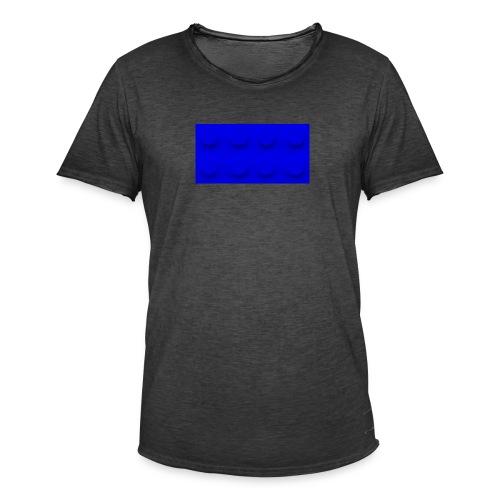 Brick - Mannen Vintage T-shirt