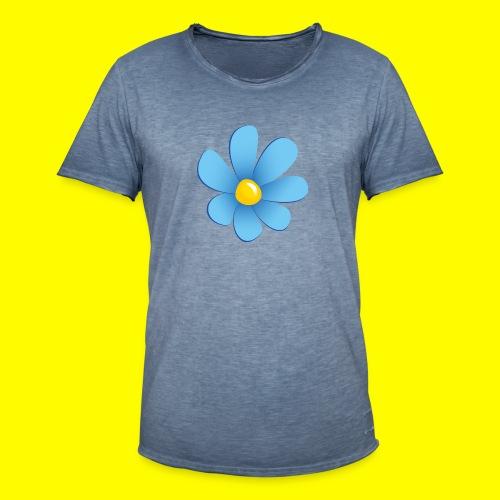 Sverigedemokraterna - Vintage-T-shirt herr