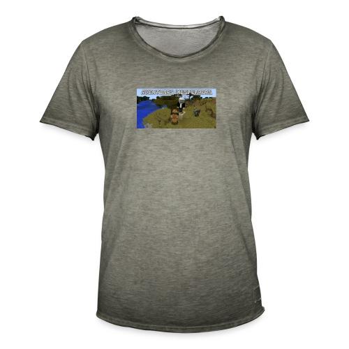 minecraft - Men's Vintage T-Shirt