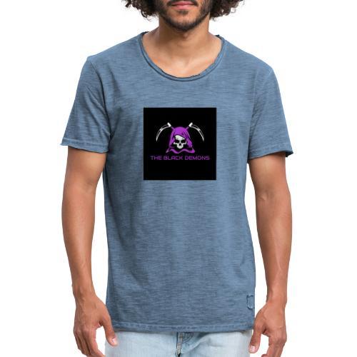 csgo team logo - Herre vintage T-shirt