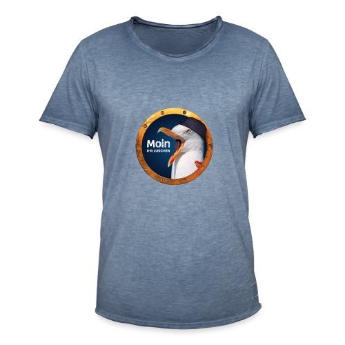 Moin ihr Luschen! - Männer Vintage T-Shirt
