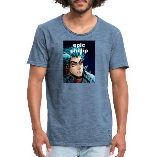 epic merch - Männer Vintage T-Shirt