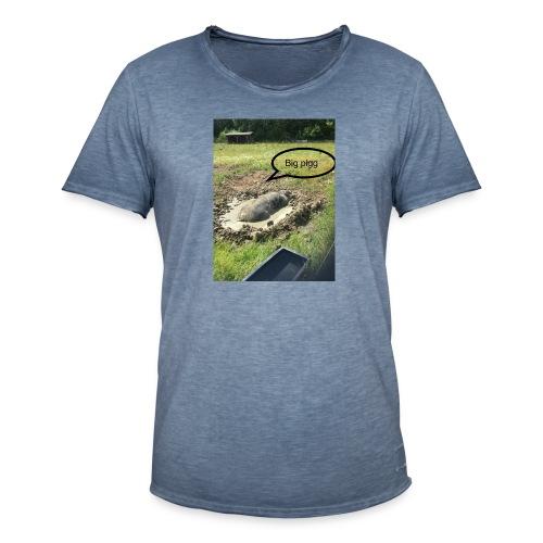 Jeppe - Vintage-T-shirt herr