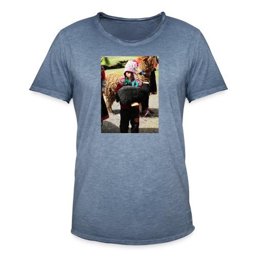 PERU - Camiseta vintage hombre