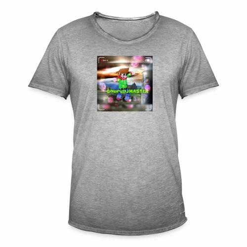 Il mio personaggio - Maglietta vintage da uomo