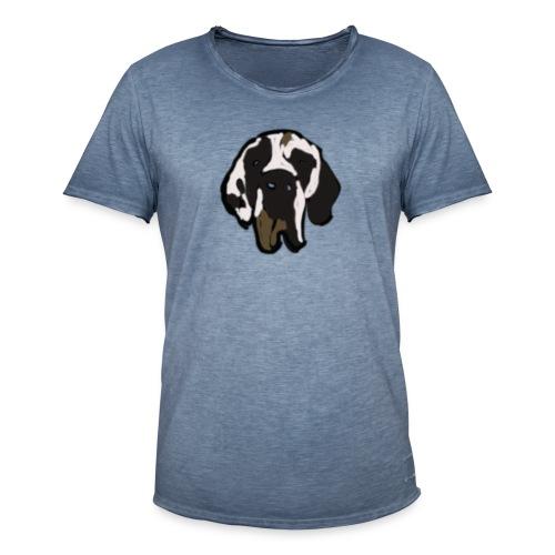 5 png - T-shirt vintage Homme