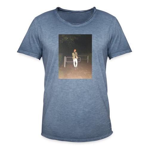 Jay Dane - Herre vintage T-shirt