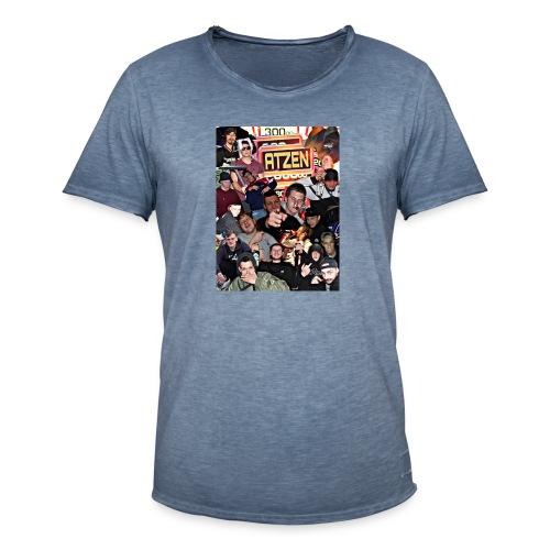 Atzen - Männer Vintage T-Shirt