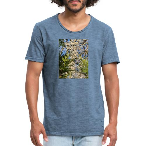 Spring Time - Herre vintage T-shirt