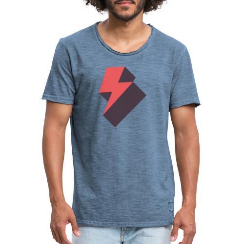 Steffanstival Logo - Men's Vintage T-Shirt