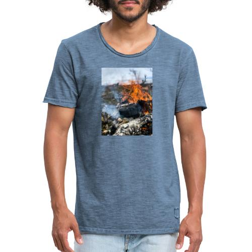 846CA591 79F5 439E A01E 74811E2AAEDA - Vintage-T-skjorte for menn