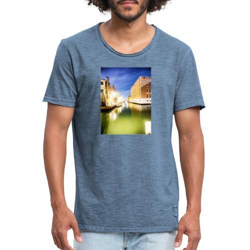 Venezia - Männer Vintage T-Shirt