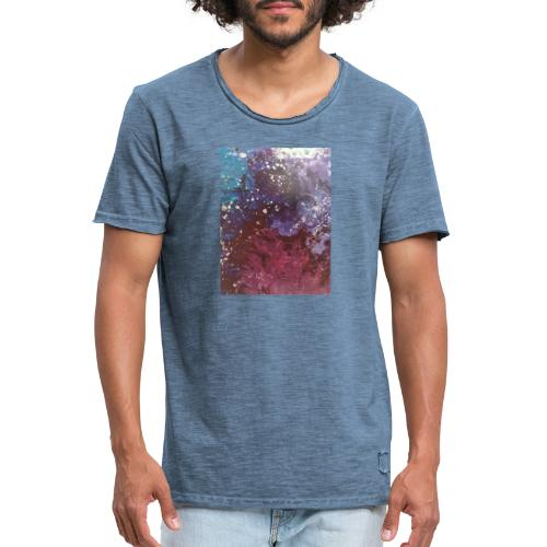 Galaxy - Men's Vintage T-Shirt