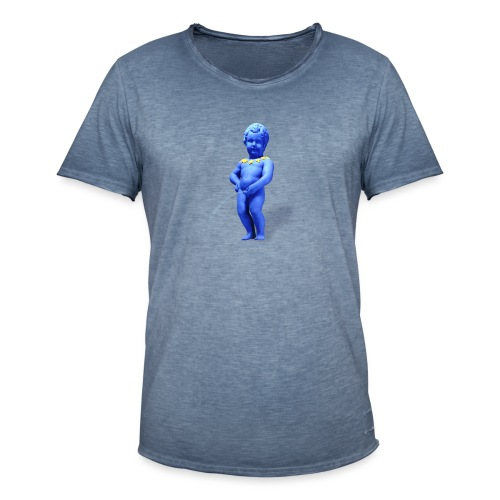 EUROPA mannekenpis ♀♂ | Enfant - T-shirt vintage Homme