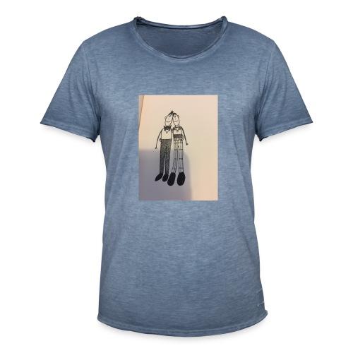 7BFBE9BF E4E5 4C03 BA70 85DE974A6292 - Men's Vintage T-Shirt