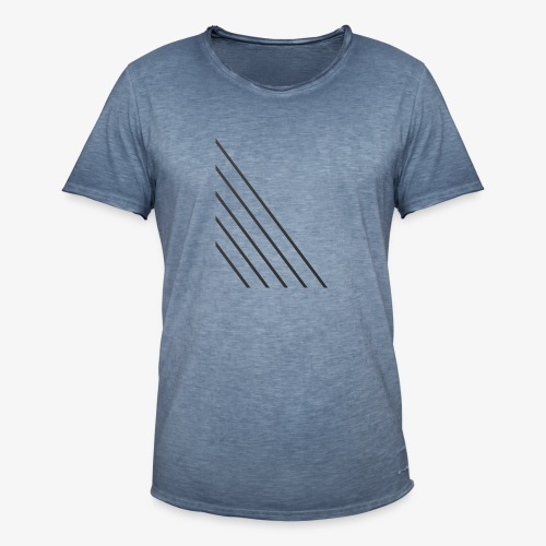 STRIPED - Herre vintage T-shirt
