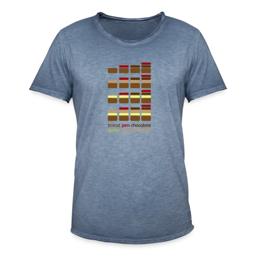 Toast Guide - Men's Vintage T-Shirt