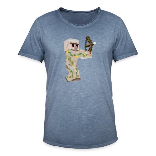 Bow Shooter - Vintage-T-shirt herr