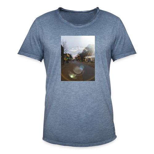 20180112 025558 - Herre vintage T-shirt