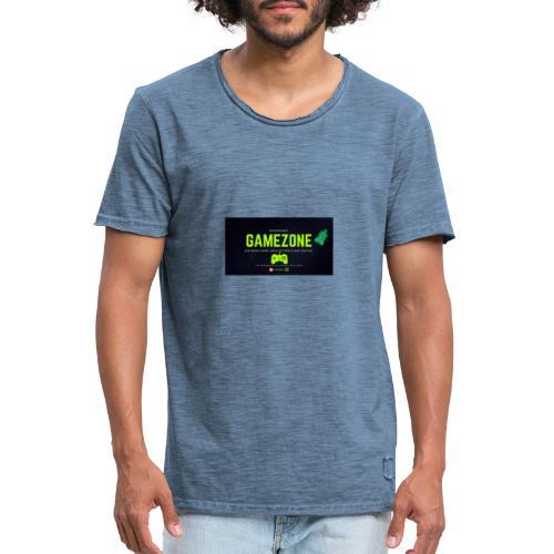 Skatesgame - Männer Vintage T-Shirt