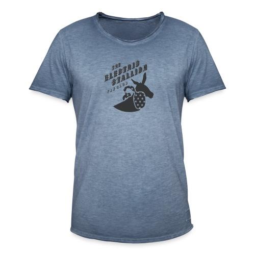 stallion badges - Men's Vintage T-Shirt