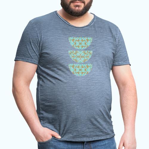 Geometry compostion - Men's Vintage T-Shirt
