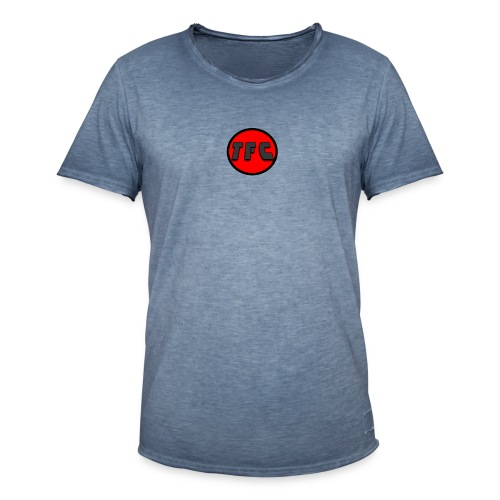 The Fluffy Cupcake snapback - Men's Vintage T-Shirt