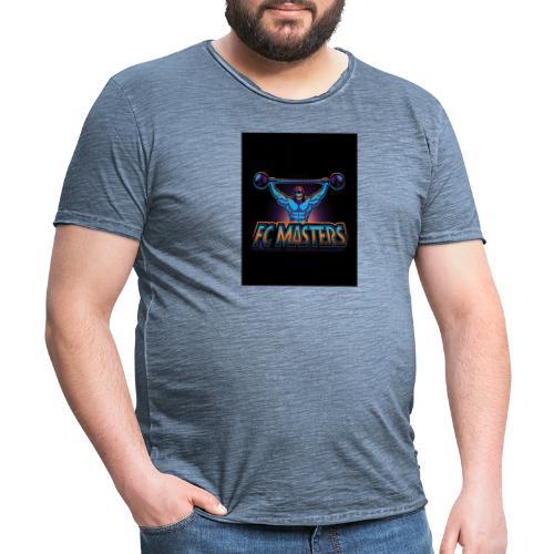 FC Masters - Männer Vintage T-Shirt