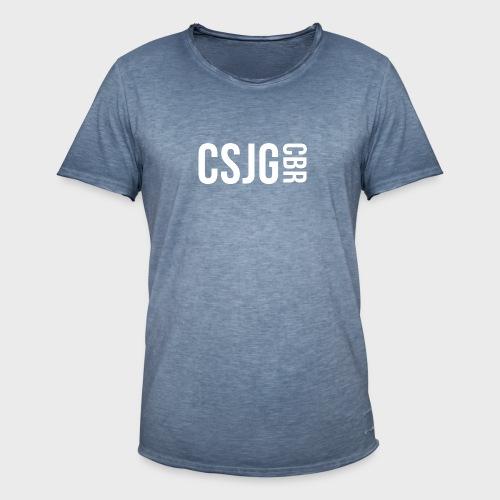 CSJGCBR - Men's Vintage T-Shirt