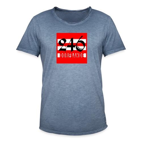 246 Dorfbande - Männer Vintage T-Shirt