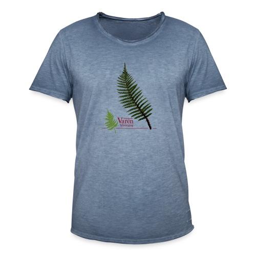 Polyblepharum - Mannen Vintage T-shirt
