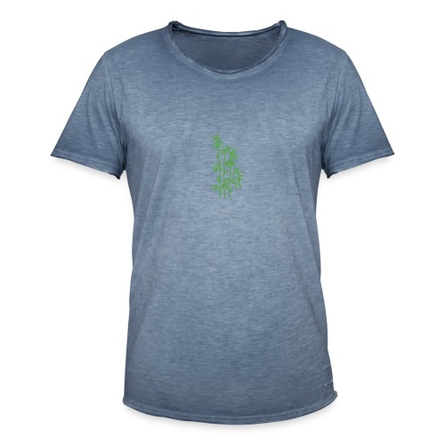 Dafne Green 01 - Maglietta vintage da uomo