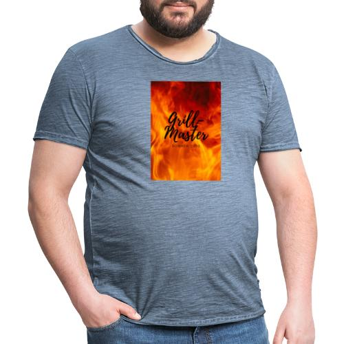 Grill Master 2020 2 - Männer Vintage T-Shirt