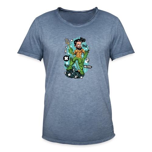 Felicino il Capitano - Maglietta vintage da uomo
