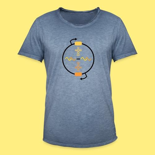 Biocontainment tRNA - shirt women - Mannen Vintage T-shirt