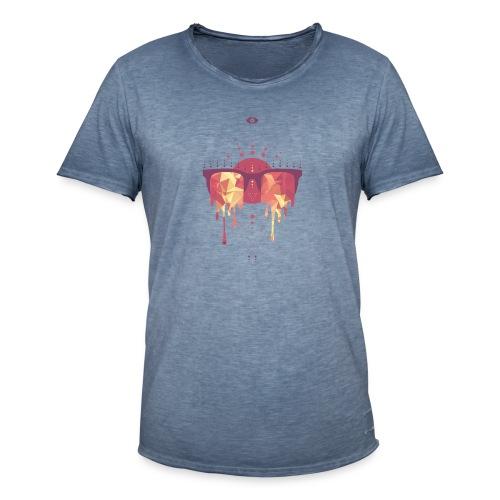 summer png - Herre vintage T-shirt