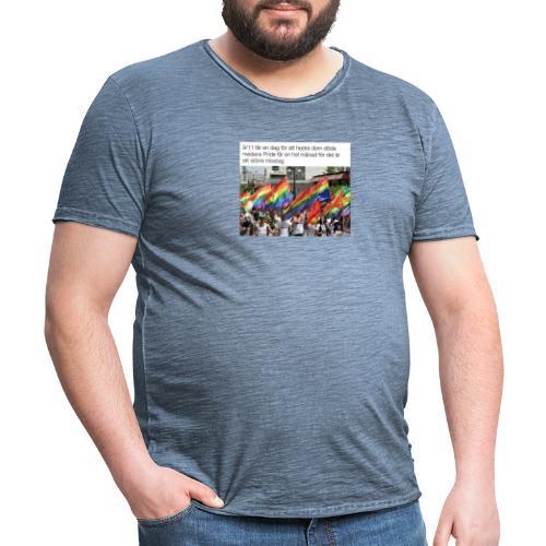 Pride - Vintage-T-shirt herr